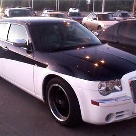 Chrysler 300C двухцветный  - портфолио 3