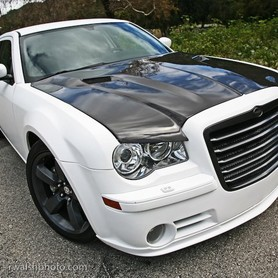Chrysler 300C двухцветный  - портфолио 2