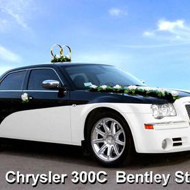 Chrysler 300C двухцветный  - портфолио 1