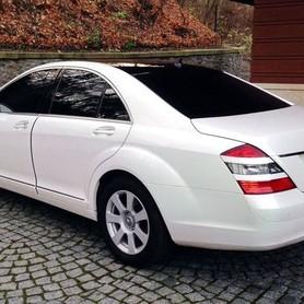 Mercedes S 600 White  - портфолио 3