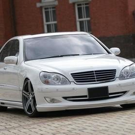 Mercedes S 600 White  - портфолио 2