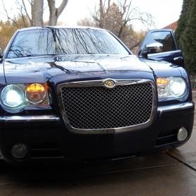 Chrysler 300C Black   - портфолио 3
