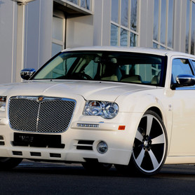 Chrysler 300C White   - портфолио 3