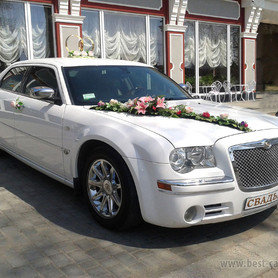 Chrysler 300C White   - портфолио 1