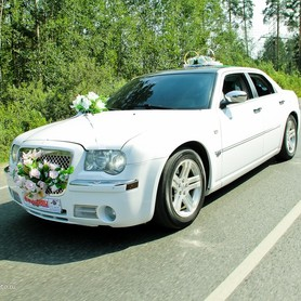 Chrysler 300C White   - портфолио 2