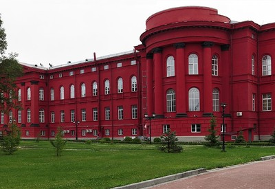 Шевченковский парк - портфолио 2
