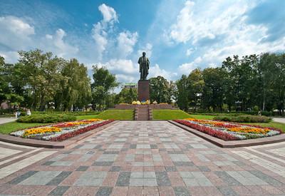 Шевченковский парк - портфолио 3
