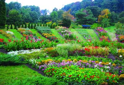 Ботанический сад им. Гришко - место для фотосессии в Киеве - портфолио 2