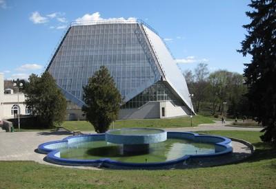 Ботанический сад им. Гришко - место для фотосессии в Киеве - портфолио 4