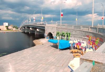 Арт-причал - место для фотосессии в Киеве - портфолио 4