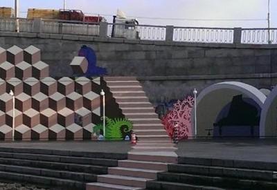 Арт-причал - место для фотосессии в Киеве - портфолио 6