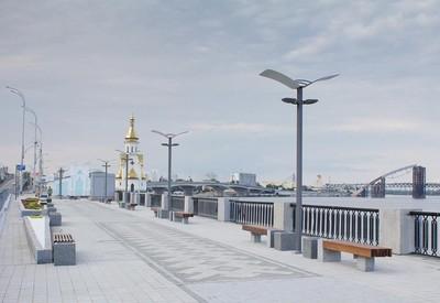 Набережная на Почтовой площади - портфолио 5