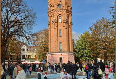 Водонапорная башня - фото 1