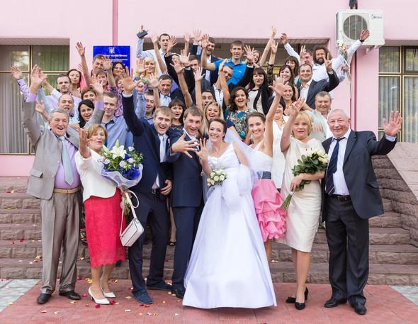 Свадьба Вадима и Наталии - фото №12