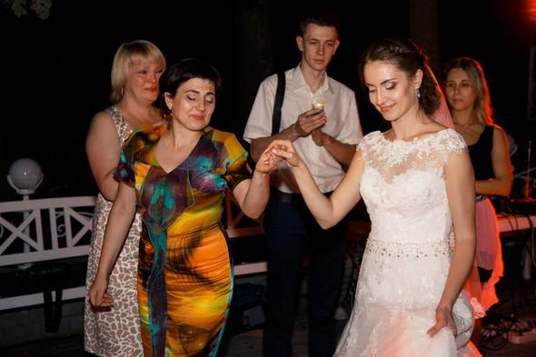 Свадьба Оскара и Анны - фото №41