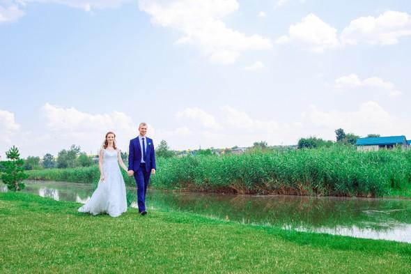 Свадебная прогулка Виктории и Владислава - фото №8