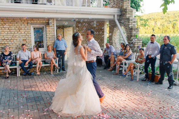 Свадьба Оскара и Анны - фото №36