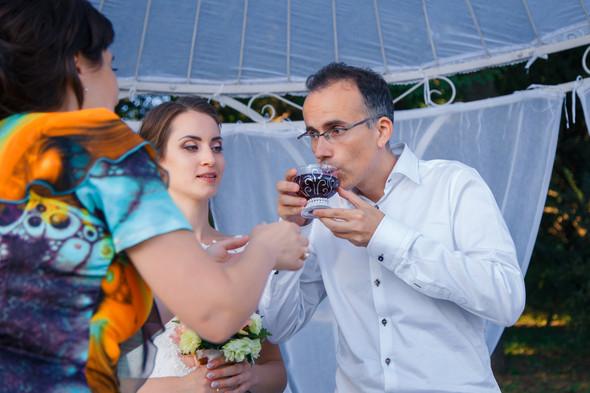 Свадьба Оскара и Анны - фото №24