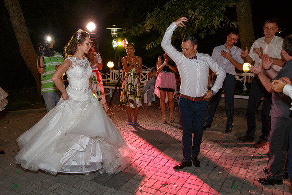 Свадьба Оскара и Анны - фото №47