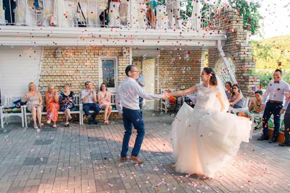 Свадьба Оскара и Анны - фото №35