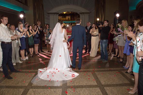 Свадьба Вадима и Наталии - фото №16