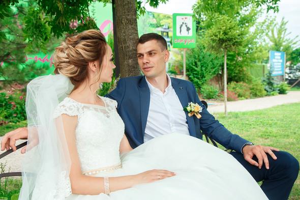 Свадьба Дмитрия и Илоны - фото №5