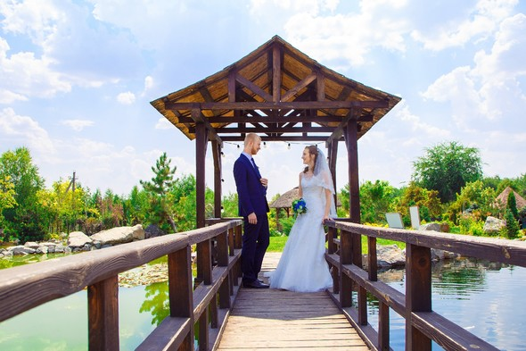 Свадебная прогулка Виктории и Владислава - фото №6