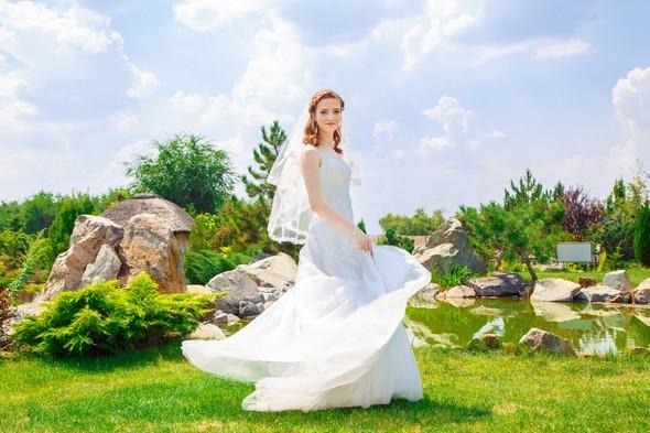 Свадебная прогулка Виктории и Владислава - фото №5