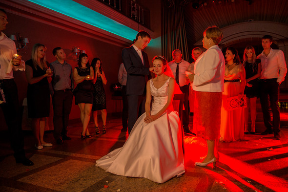 Свадьба Вадима и Наталии - фото №29