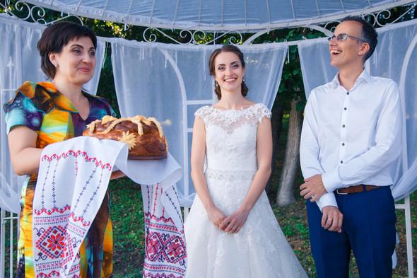 Свадьба Оскара и Анны - фото №22