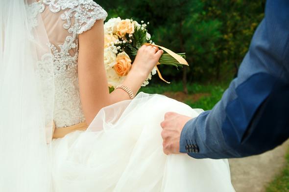 Свадьба Дмитрия и Илоны - фото №16
