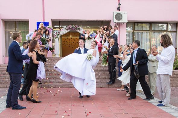 Свадьба Вадима и Наталии - фото №11