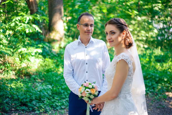Свадьба Оскара и Анны - фото №15