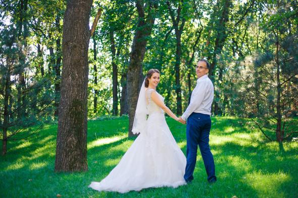 Свадьба Оскара и Анны - фото №16