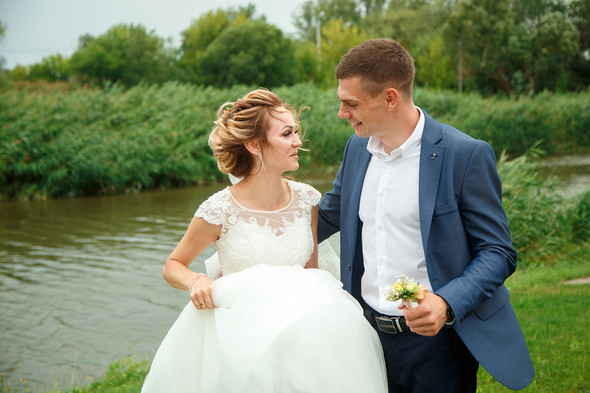 Свадьба Дмитрия и Илоны - фото №15