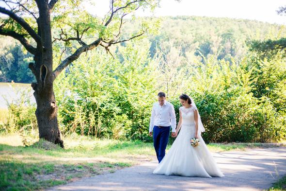 Свадьба Оскара и Анны - фото №14