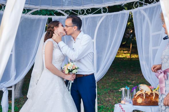 Свадьба Оскара и Анны - фото №25