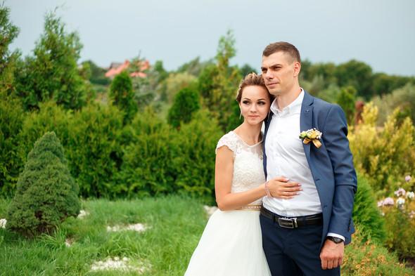 Свадьба Дмитрия и Илоны - фото №12