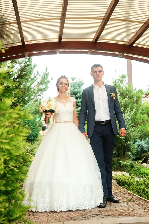 Свадьба Дмитрия и Илоны - фото №2