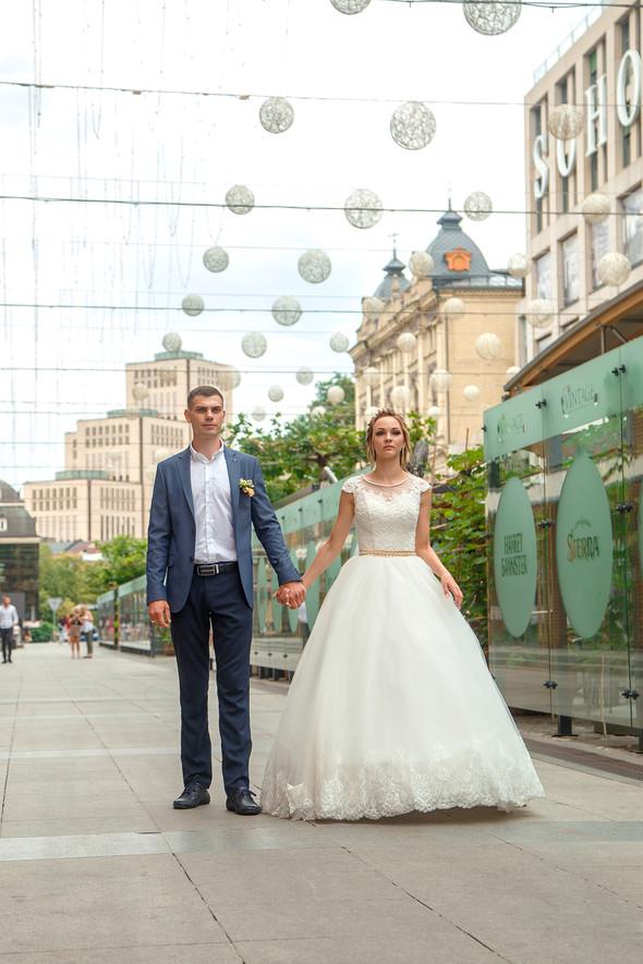 Свадьба Дмитрия и Илоны - фото №17