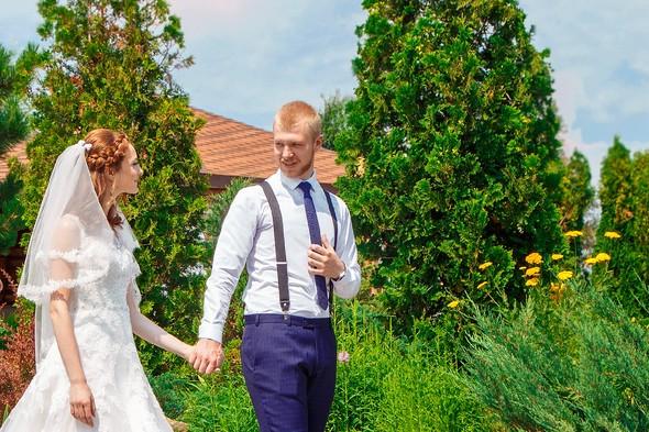 Свадебная прогулка Виктории и Владислава - фото №12