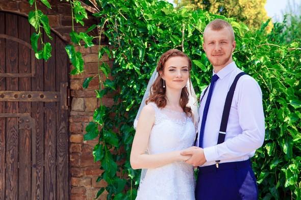 Свадебная прогулка Виктории и Владислава - фото №1
