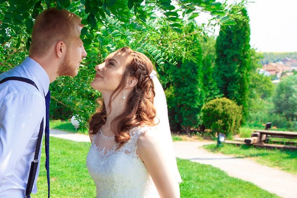 Свадебная прогулка Виктории и Владислава - фото №4