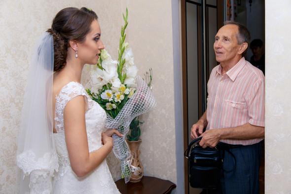 Свадьба Оскара и Анны - фото №2