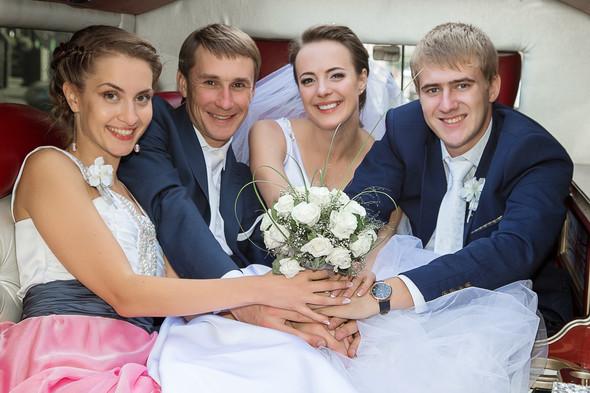 Свадьба Вадима и Наталии - фото №14