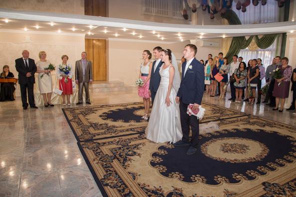 Свадьба Вадима и Наталии - фото №10