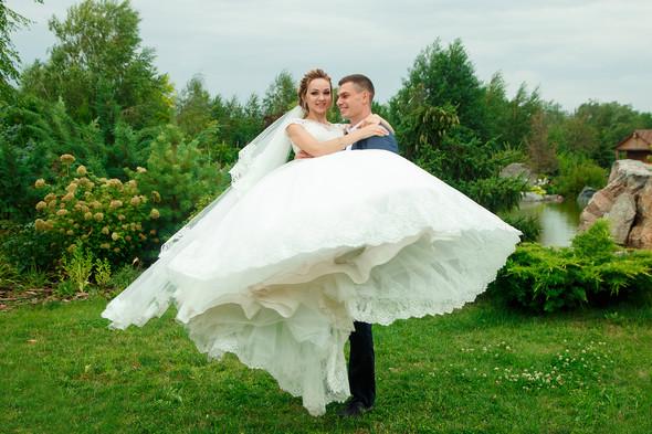 Свадьба Дмитрия и Илоны - фото №7