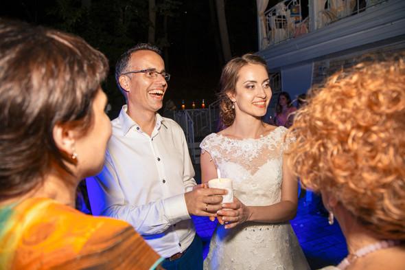 Свадьба Оскара и Анны - фото №38