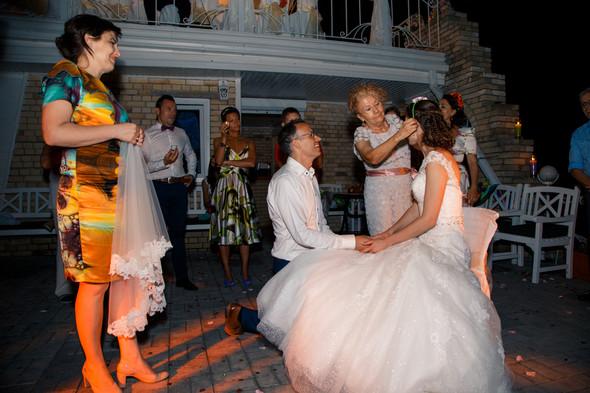 Свадьба Оскара и Анны - фото №42