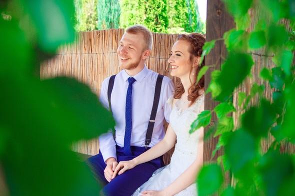 Свадебная прогулка Виктории и Владислава - фото №2